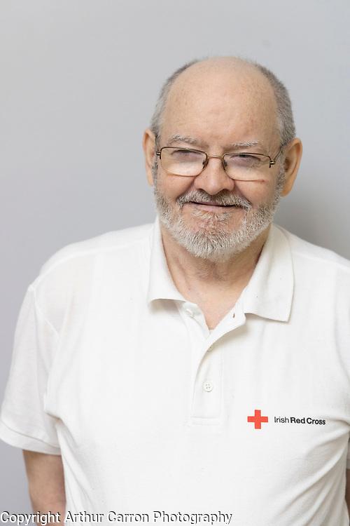 Patrick McGahey, Red Cross Volunteers, Drogheda. Picture: Arthur Carron
