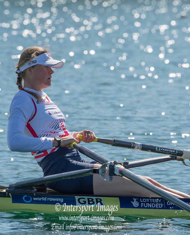 Caversham. Reading. GBR W1X. Francis HOUGHTON, GBRowing  European Team Announcement, GB Training Base Reading. 13.05.2015. Wednesday. [Mandatory Credit: Peter Spurrier/Intersport-images.com