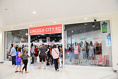 190726 - Lincoln City | club shop opening
