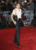 Tara Palmer-Tomkinson Demons Never Die UK Premiere, Odeon West End Cinema, Leicester Square, London, UK. 10 October 2011. Contact: Rich@Piqtured.com +44(0)7941 079620 (Picture by Richard Goldschmidt)