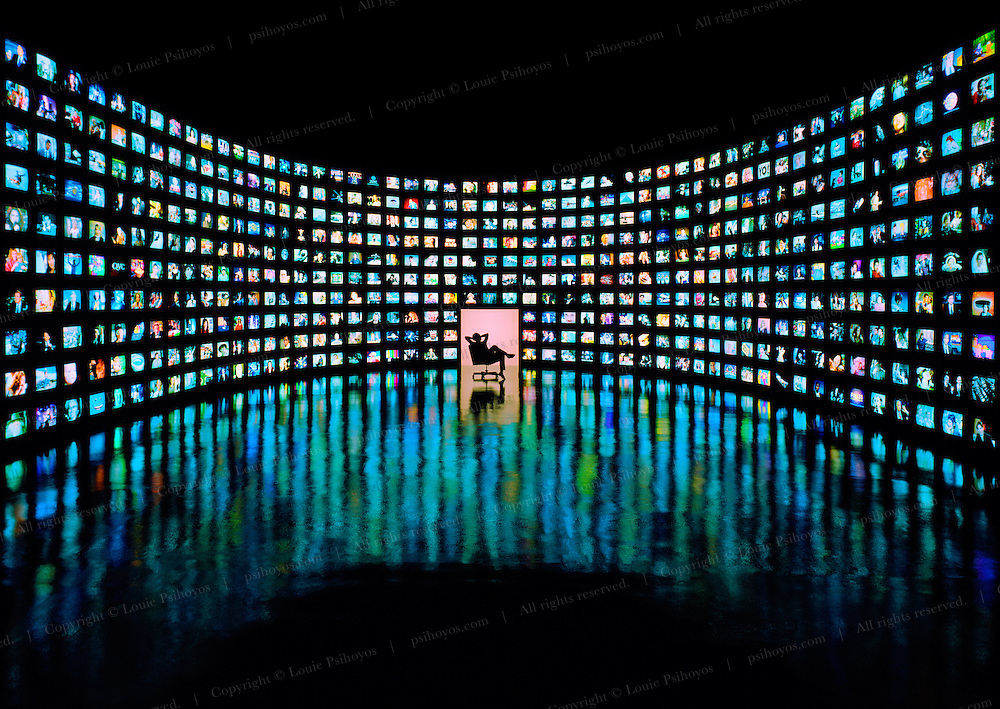 Computers and Televisions inundate users with an avalanche of information that can empower or overwelm.