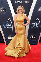 52nd Annual Country Music Association Awards hosted by Carrie Underwood and Brad Paisley and held at the Bridgestone Arena on November 14, 2018, in Nashville, TN. © Curtis Hilbun / AFF-USA.com. 14 Nov 2018 Pictured: Kellie Pickler. Photo credit: Curtis Hilbun / AFF-USA.com / MEGA TheMegaAgency.com +1 888 505 6342