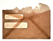 torn envelope