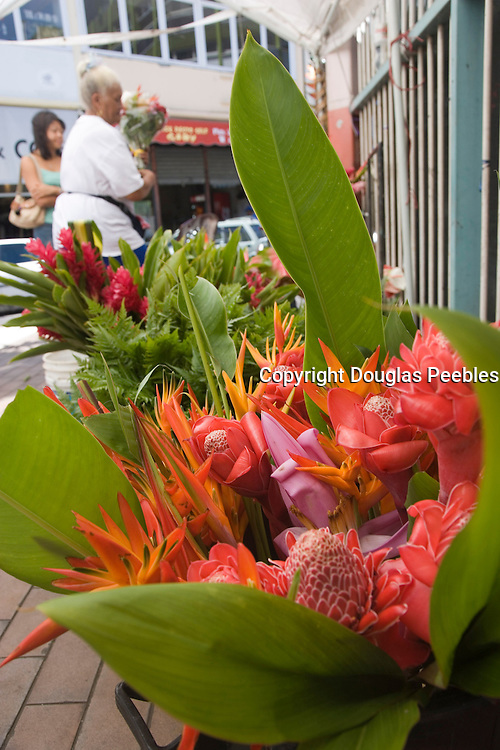 Marketplace, Papeete, Tahiti, French Polynesia<br />