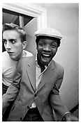 The Specials in Montreux - backstage Photos
