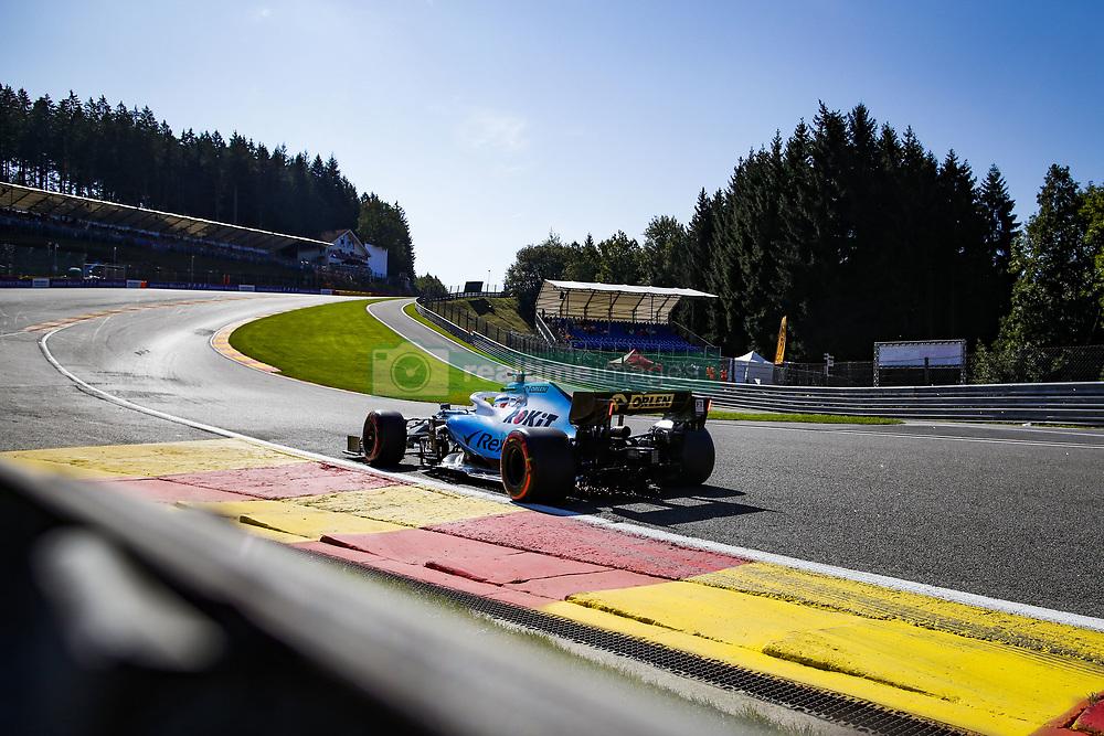 August 30, 2019, Spa-Francorchamps, Belgium: Motorsports: FIA Formula One World Championship 2019, Grand Prix of Belgium, ..#63 George Russell (GBR, ROKiT Williams Racing) (Credit Image: © Hoch Zwei via ZUMA Wire)