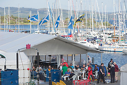 Clyde Cruising Club's Scottish Series 2019<br /> 24th-27th May, Tarbert, Loch Fyne, Scotland<br /> <br /> Day  1 - Tarbert Harbour Social<br /> <br /> Credit: Marc Turner / CCC