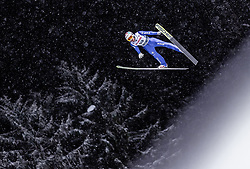 18.01.2019, Wielka Krokiew, Zakopane, POL, FIS Weltcup Skisprung, Zakopane, Qualifikation, im Bild Killian Peier (SUI) // Killian Peier of Switzerland during his Qualification Jump of FIS Ski Jumping World Cup at the Wielka Krokiew in Zakopane, Poland on 2019/01/18. EXPA Pictures © 2019, PhotoCredit: EXPA/ JFK