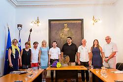 26. dirka Po Sloveniji / Tour of Slovenia 2019, Naj gostitelj, on July 3, 2019 in Idrija, Idrija, Slovenia. Photo by Ziga Zupan / Sportida
