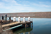 Stahl Farms pump station on the Umatilla River