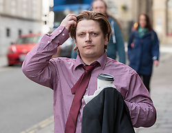 """© Licensed to London News Pictures; FILE PICTURE dated 11/03/2020; JAMES TOOGOOD, age 36 was today 17/03/2020 found guilty at Bristol Crown Court of damaging property being reckless as to whether life was endangered when there was an explosion which caused £260,000 worth of damage to a house in Whitchurch Lane, Bristol. James Toogood, who has 14 previous convictions including robbery, was using butane to make a powerful cannabis derivative known as """"shatter"""". He was remanded in custody until sentencing on Monday. Toogood had admitted producing butane hash oil but said he was not doing so on February 23 2019, the date when there was an explosion at the house he was living in, a council flat at 264 Whitchurch Lane. Laura Hawkins, 39, was also found guilty of permitting a property to be used for the production of a controlled drug of Class B. At the house explosion in Whitchurch Lane, three people received minor injuries and were taken to hospital and much of the house was destroyed. A large trampoline was used to help some people escape. Photo credit: Simon Chapman/LNP."""