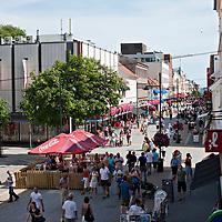 Markensgaten i Kristiansand.