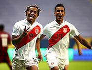 27/06 Venezuela v Peru