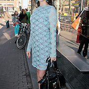 NLD/Amsterdam/20110328 - Uitreking Rembrandt Awards 2011, Birgit Schuurman