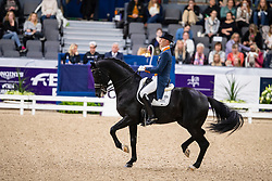 Minderhoud Hans Peter, NED, Glock's Dream Boy<br /> LONGINES FEI World Cup™ Finals Gothenburg 2019<br /> © Dirk Caremans<br /> 05/04/2019
