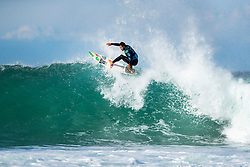 Adriano de Souza (BRA) will surf in Round 2 of the 2018 Corona Open J-Bay after placing second in Heat 10 of Round 1 at Supertubes, Jeffreys Bay, South Africa.