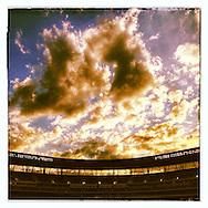 iPhone Instagram of Target Field in Minneapolis, Minnesota on May 14, 2014