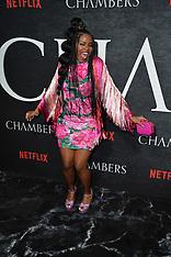 Netflix's 'Chambers' TV show Season Premiere 15 April 2019