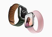September 14, 2021 - CA: Apple Introduces Reveals Apple Watch Series 7