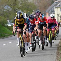 01-05-2021: Wielrennen: Elsy Jakobs 2: Luxembourg: Riejanne Markus