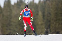 Rosanna Crawford (CAN) during Women 15km Individual at day 5 of IBU Biathlon World Cup 2018/19 Pokljuka, on December 6, 2018 in Rudno polje, Pokljuka, Pokljuka, Slovenia. Photo by Ziga Zupan / Sportida