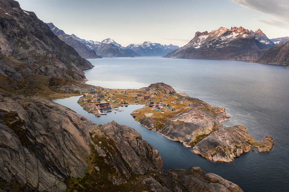 Aappilattoq, South Greenland