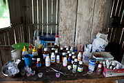 Medical supplies and facilities are poor or non existent in these remote communities. It can already take days for them to get to proper medical care, a dam would render this impossible.A third of Altamira in the state of Para, Brazil will be flooded to make way for the Belo Monte dam, nearly all the people affected are the poorest in society or indigenous communities that will have nowhere to go if they were made homeless, and the Government payoff for their properties is low therefore making it difficult to find new accomodation. At present, the Arara land is protected from development, sale or new residents as it has been their ancestral land for hundreds of years, this is now one of the key areas under threat