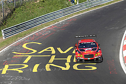 May 26, 2017 - Nurburgring, ALLEMAGNE - 36 BENTLEY TEAM ABT (DEU) BENTLEY CONTINENTAL GT3 SP9LG STEVEN KANE (GBR) GUY SMITH (GBR) MAXIME SOULET  (Credit Image: © Panoramic via ZUMA Press)