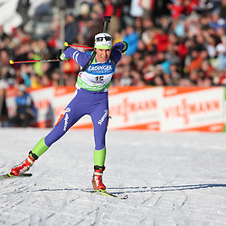 20100120: Biathlon - IBU World Cup Anterselva 2010, Women 15 km Individual