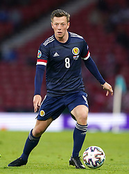 Scotland's Callum McGregor during the UEFA Euro 2020 Group D match at Hampden Park, Glasgow. Picture date: Tuesday June 22, 2021.