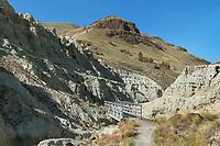 Blue Hills, Sheep Rock Unit, John Day Fossil Beds National Monument Oregon