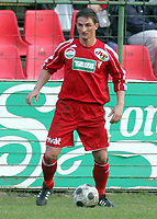 Fotball<br /> Ungarn<br /> Debrecen / Debreceni VSC<br /> Foto: imago/Digitalsport<br /> NORWAY ONLY<br /> <br /> 14.03.2009  <br /> Tibor Dombi (Debrecen)