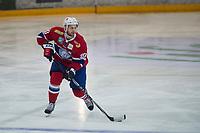 Ishockey<br /> 17. April 2015<br /> Landskamp<br /> Bergenshallen<br /> Norge - Latvia 2 - 1<br /> Ken Andre Olimb , Norge<br /> Foto: Astrid M. Nordhaug