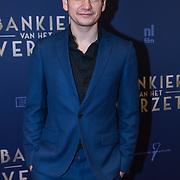 NLD/Amsterdam/20180305 - Première Bankier van het Verzet, Maarten Heijmans