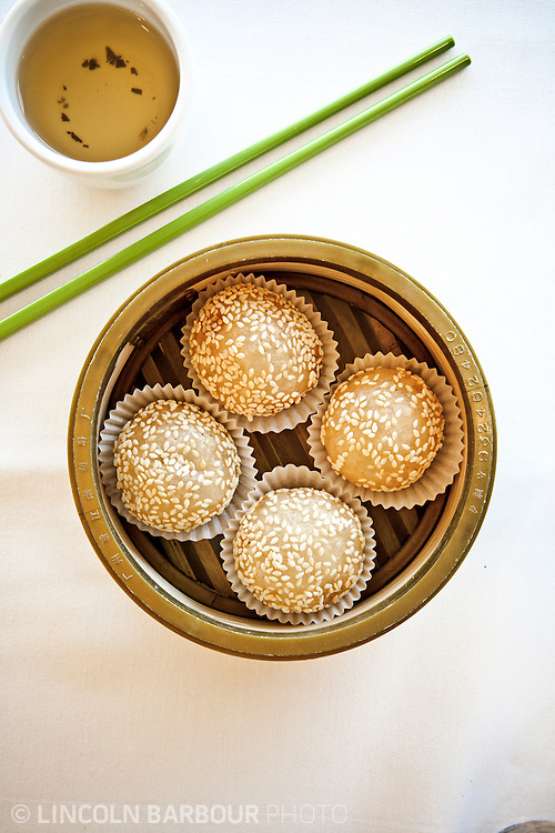 Dim Sum is a classic Chinese breakfast