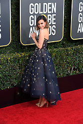 January 6, 2019 - Los Angeles, California, U.S. - Jan 6, 2019 - Beverly Hills, California, U.S. - ET's Keltie Knight during red carpet arrivals for the 76th Annual Golden Globe Awards at The Beverly Hilton Hotel..(Credit: © Kevin Sullivan via ZUMA Wire) (Credit Image: © Kevin Sullivan via ZUMA Wire)