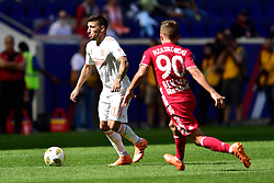 September 30, 2018 - Harrison, New Jersey, USA - Atlanta United FC defender ERIC REMEDI (11) in action at Red Bull Arena in Harrison New Jersey New York defeats Atlanta 2 to 0 (Credit Image: © Brooks Von Arx/ZUMA Wire)