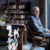 Nederland, Amstelveen , 11 oktober 2012..Sytze van der Zee (Hilversum, 25 juli 1939) is een Nederlands journalist en schrijver..Foto:Jean-Pierre Jans