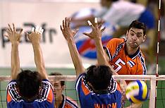 20000727 FRA: Olympisch Kwalificatie Toernooi Nederland - Taipai, Castelnau Le Lez