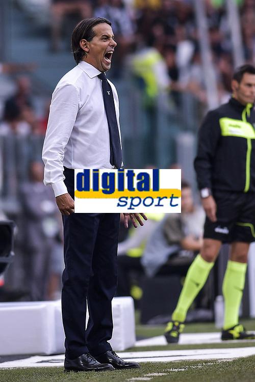 Simone Inzaghi Lazio <br /> Torino 25-08-2018 Allianz Stadium Football Calcio Serie A 2018/2019 Juventus - Lazio Foto OnePlusNine / Insidefoto
