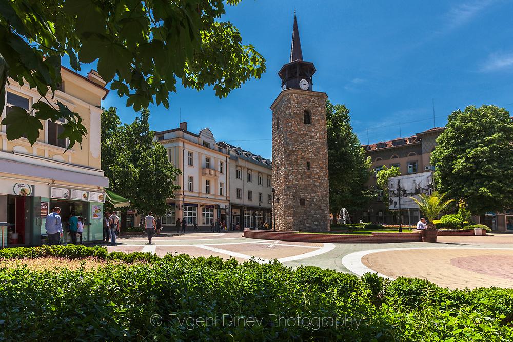 Haskovo watch tower