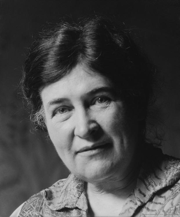 Willa Sibert Cather, American Author, 1926