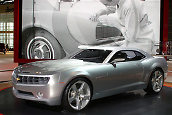 09 February 2006:  Chevrolet Camero Concept Vehicle.....Chicago Automobile Trade Association, Chicago Auto Show, McCormick Place, Chicago IL