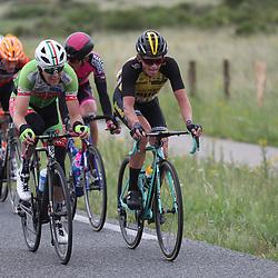 25-06-2017: Wielrennen: NK weg elite: Montferland<br />s-Heerenberg (NED) wielrennen<br />NK Wielrennen Elite  <br />Robbert de Greef, Koen Bouwman