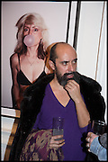 Chris Stein / Negative: Me, Blondie, and The Advent of Chris Stein / Negative: Me, Blondie, and The Advent of Punk - private view, Somerset House, the Strand. London. 5 November 2014.
