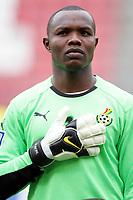 Fotball<br /> Ghana v Japan<br /> 09.09.2009<br /> Foto: Gepa/Digitalsport<br /> NORWAY ONLY<br /> <br /> Bild zeigt Richard Kingson (GHA)