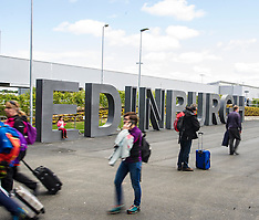 Airport sign | Edinburgh | 26 May 2015