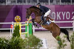 vloVlock Teddy, ISR, Amsterdam 27<br /> Olympic Games Tokyo 2021<br /> © Hippo Foto - Stefan Lafrentz<br /> 03/08/2021
