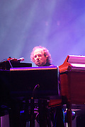 MANCHESTER, TN - JUNE 12: Page McConnell of Phish performs at the 2009 Bonnaroo Music and Arts Festival on June 12, 2009 in Manchester, Tennessee. Photo by Bryan Rinnert/3Sight Photography