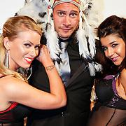 NLD/Amsteram/20121025- Lancering Assassin's Creed game, Eric Bouman en gastvrouwen